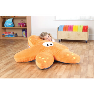 Large Starfish Cushion with Bass Resonance Compatability