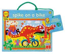 Spike on a Bike Giant Puzzle