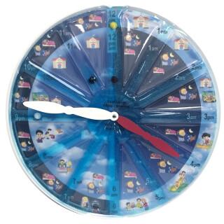 Sensory Gel Clock - Sensory Learning