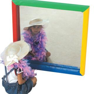 Soft Frame Flat Mirror - Dropship