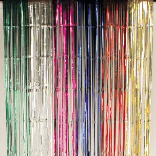 Shimmering Curtain