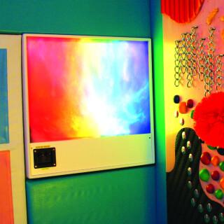 Sound & Light Panel - Sound Sensitive Sensory Toy