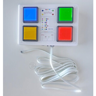 4 Button Wired Color Controller