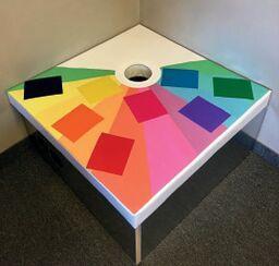 Podium Controller - Interactive Sensory Toy
