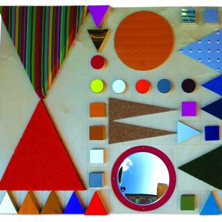 Textured Wonder Wall 100x90cm