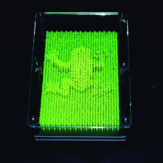 UV Instant Sculpture - Pin Art