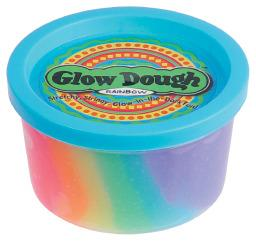 Glow Play Dough