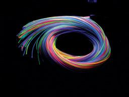 UV Fibre Optic Tails (2m)