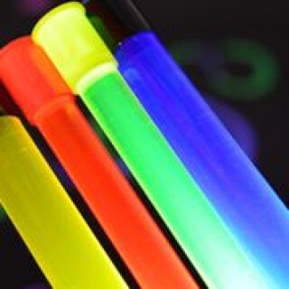 Neon Magic Wands Set