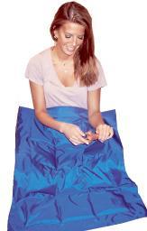 Tuf Stuf Vinyl Weighted Blanket