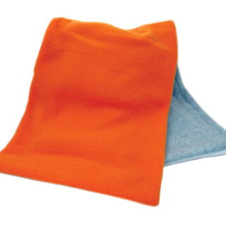 Soft Touch Weighted Body Pad-Orange/Grey