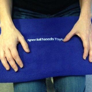 Weighted Lap Pad, Size Choices