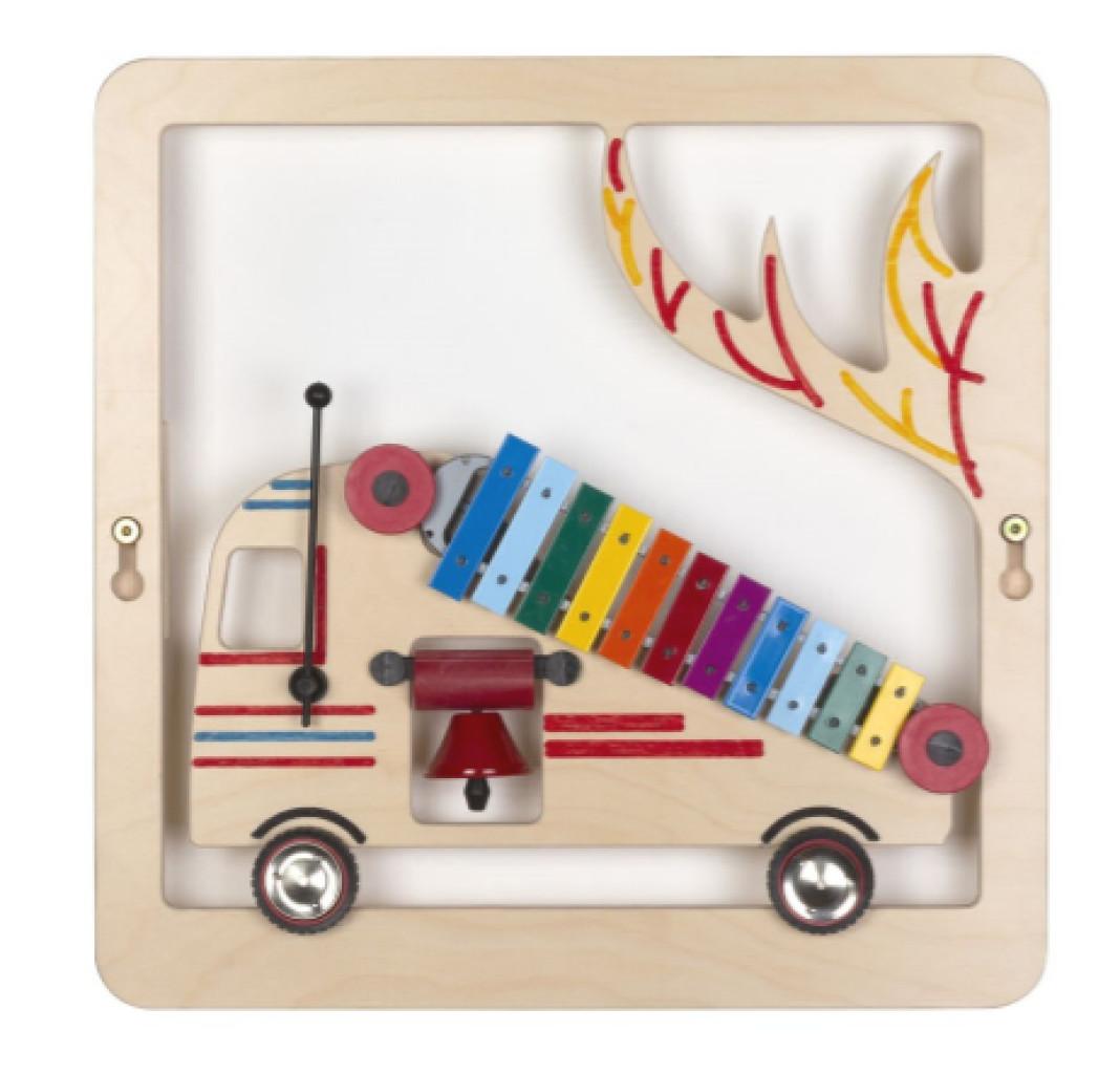 Väggtavla - xylofon
