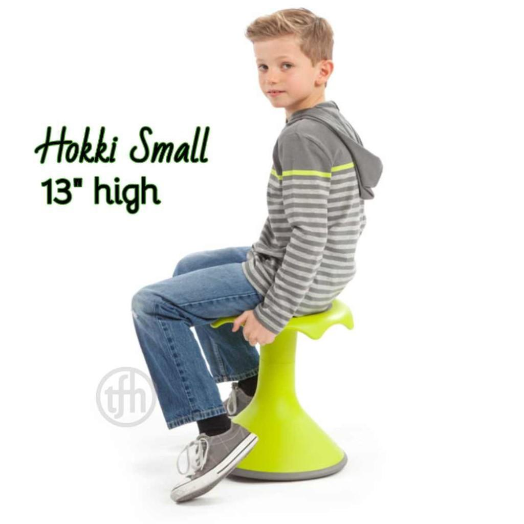 "Hokki Stool - small 13"""