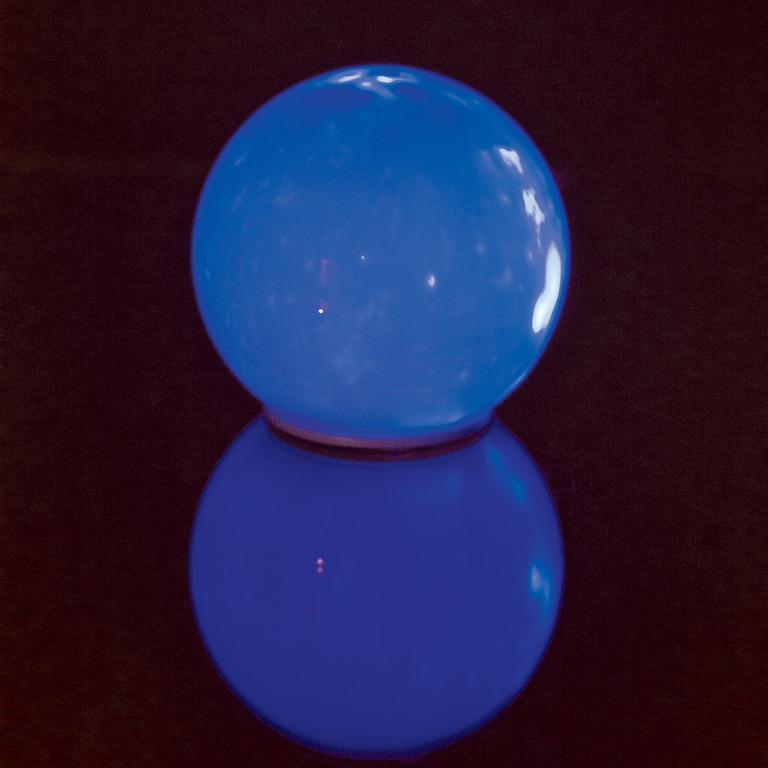 Kristallkulelampa