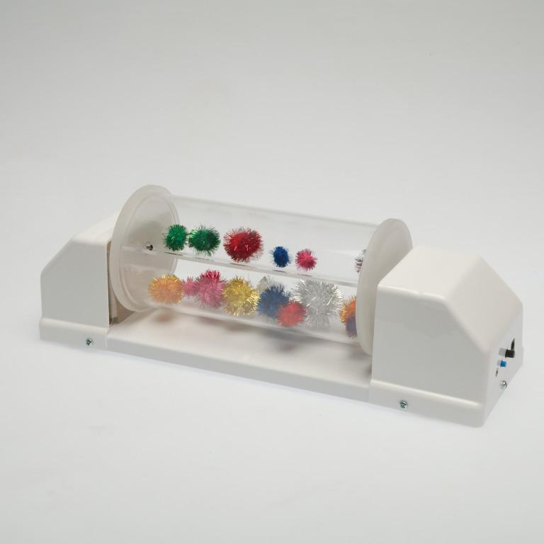 Glitterrulle - kontaktstyrd