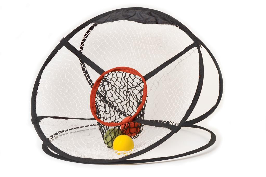 Foldable Target Net for Ball Games