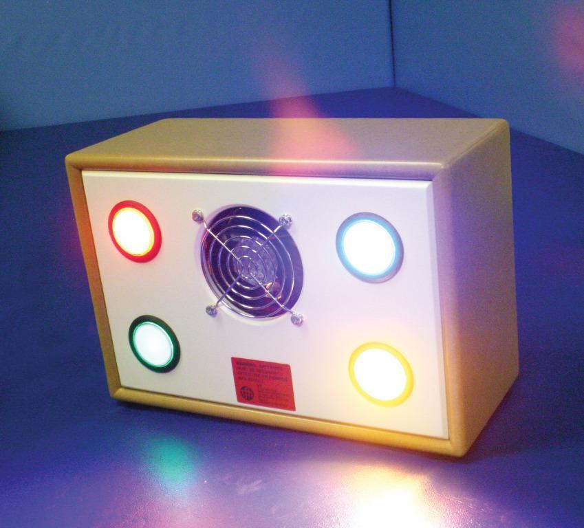 Fan and Lights Reward Sensory Toy