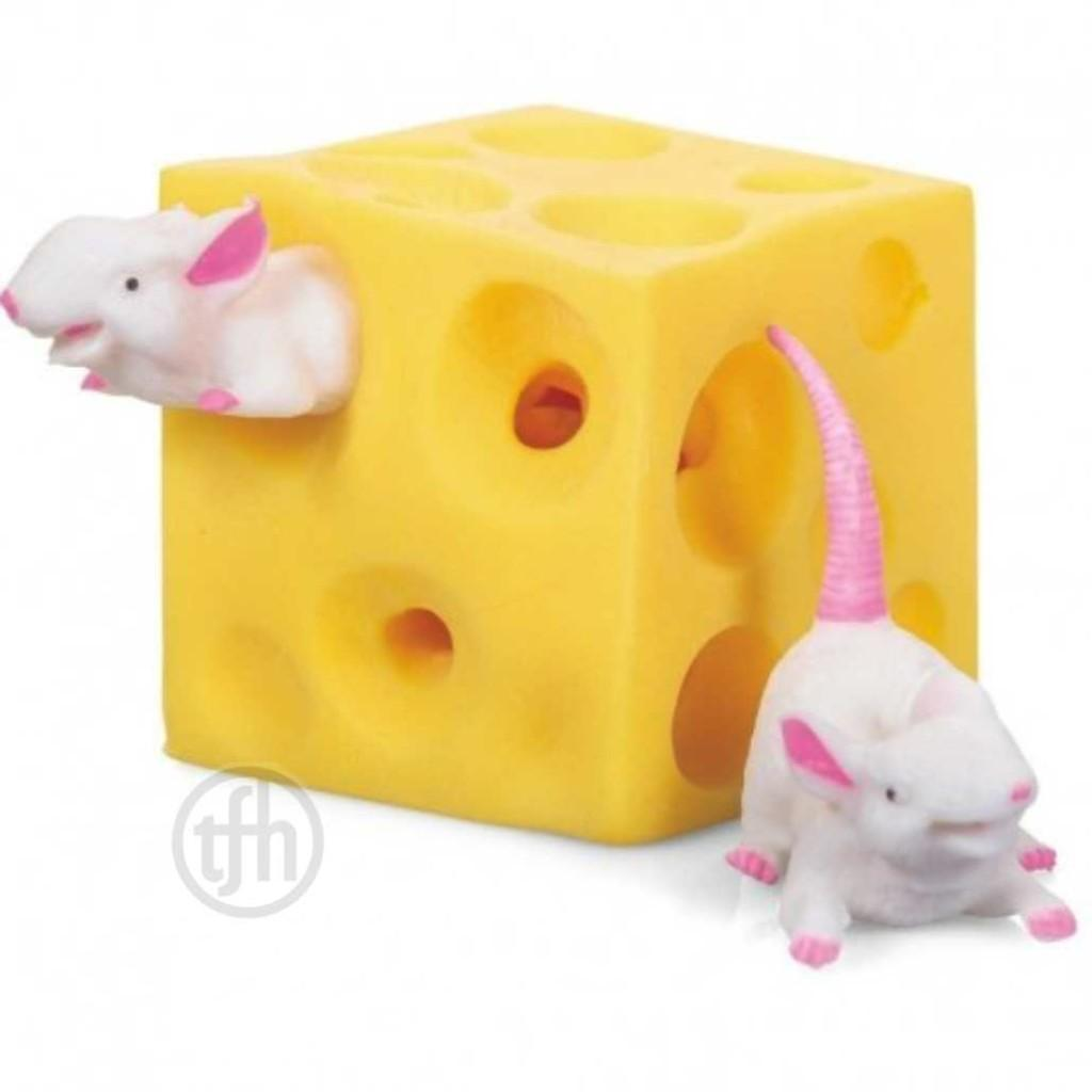 Squishy Mice and Cheese