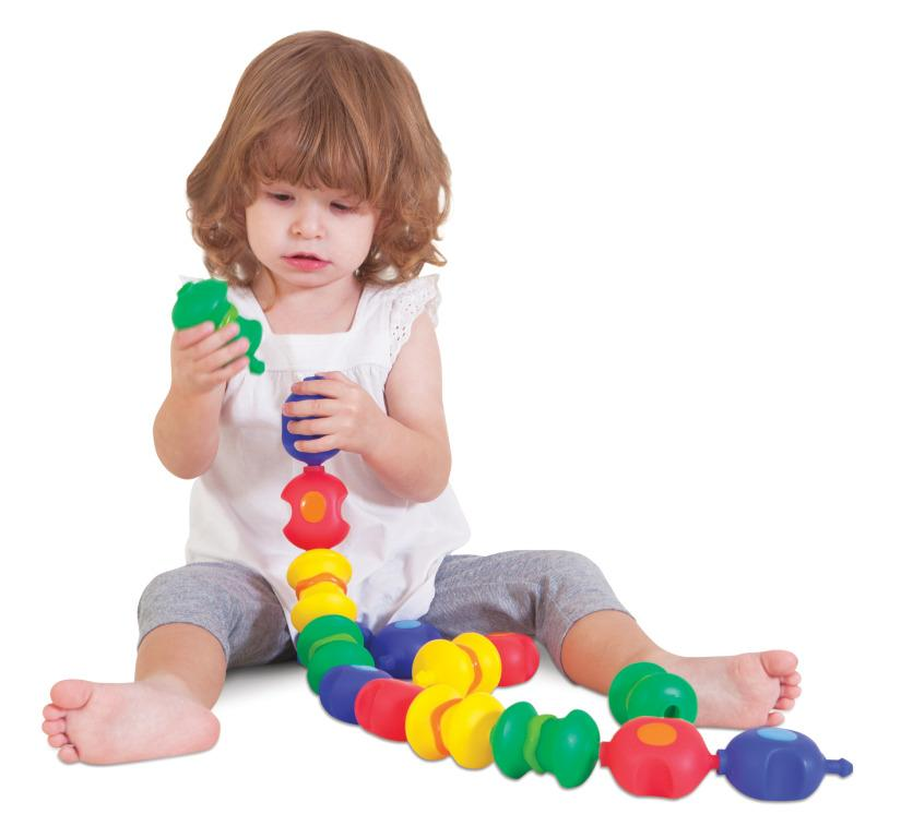 Snap Beads - Building Sensory Toy