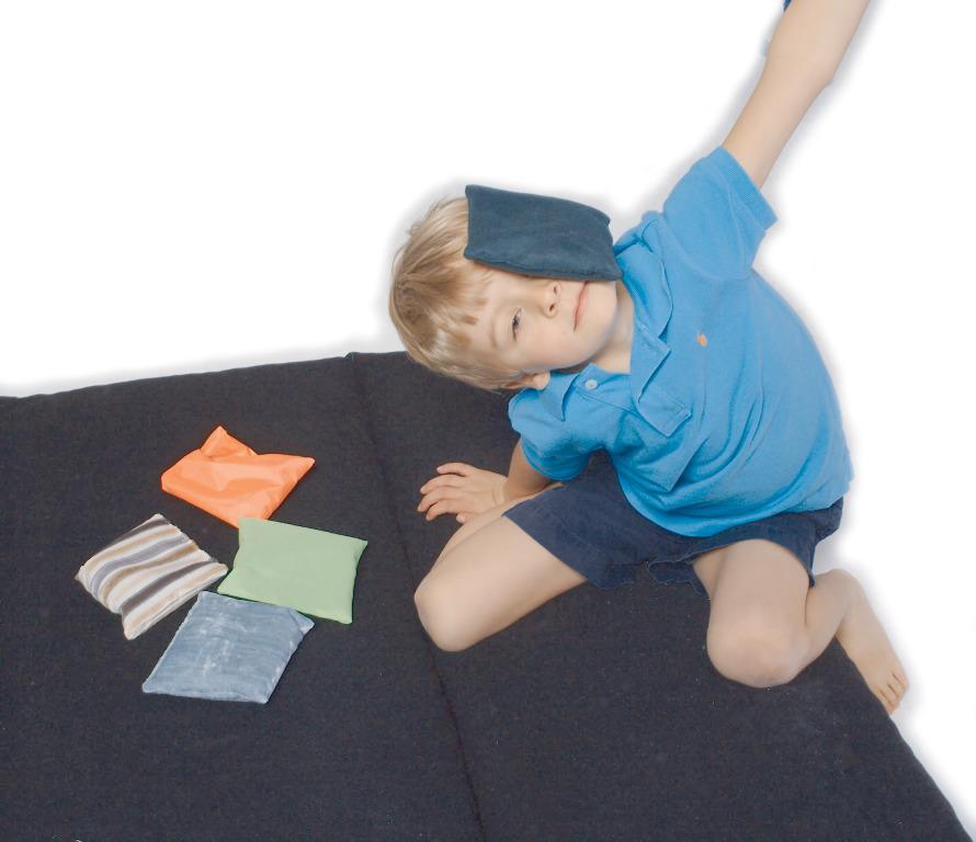 5 Tactile Beanbags