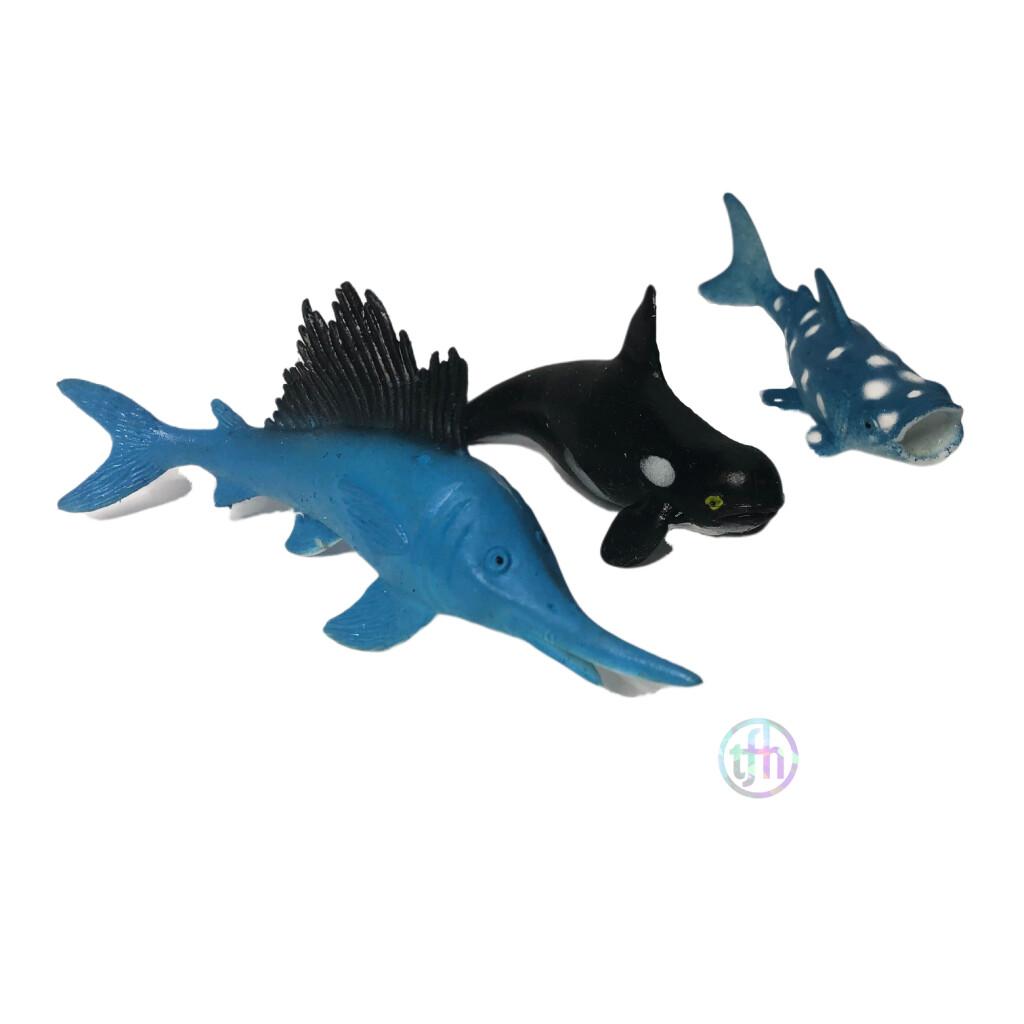 Fine Motor Sea Play Animals