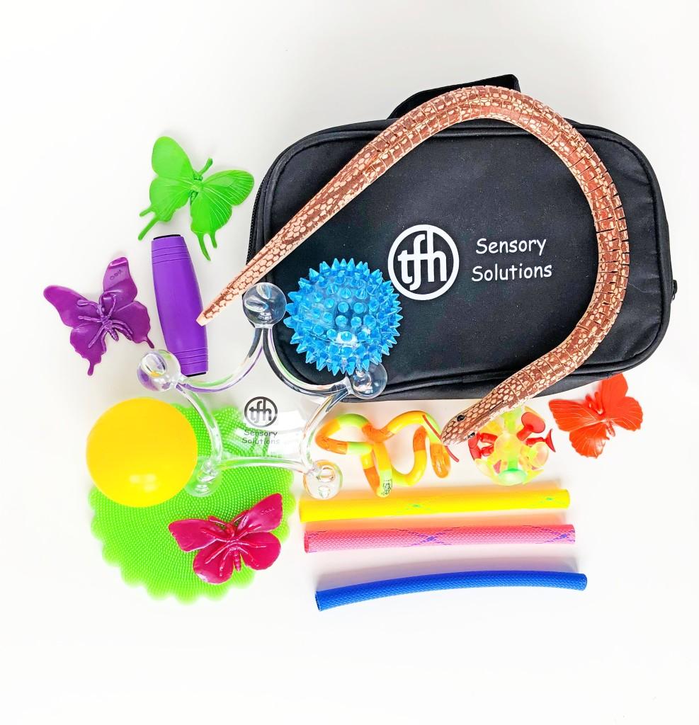 Tactile Awareness Bag