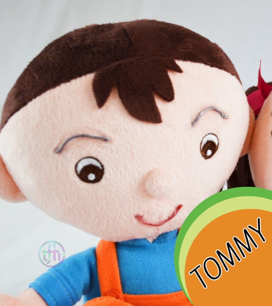 Tommy - Emotion Expression Doll