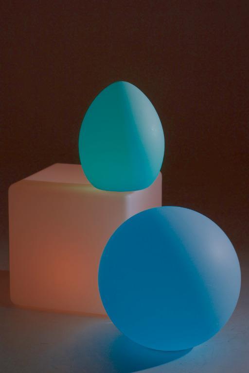 Färgskiftande kub