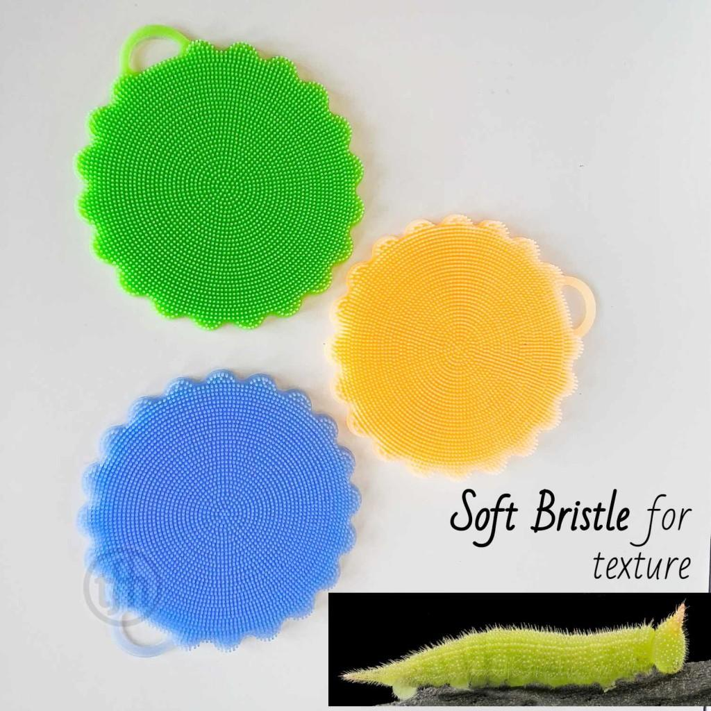 Sensational Textured Circle Fidget Set