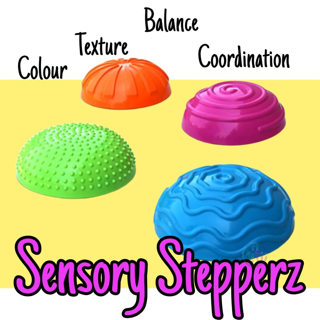 Sensory Path Steppers