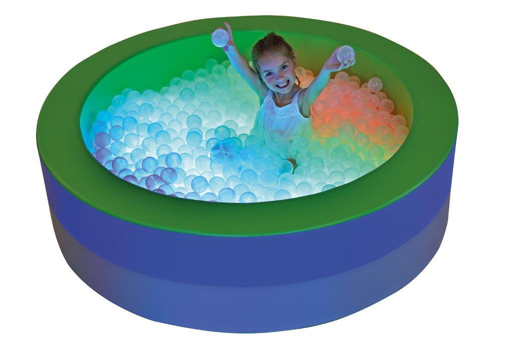LED Light Up, Ball Pool Small