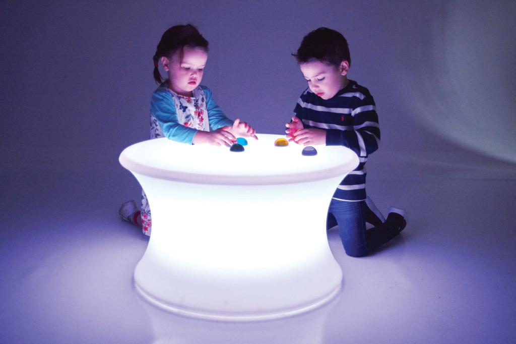 Sensory Light Table - Colourful Sensory Toy