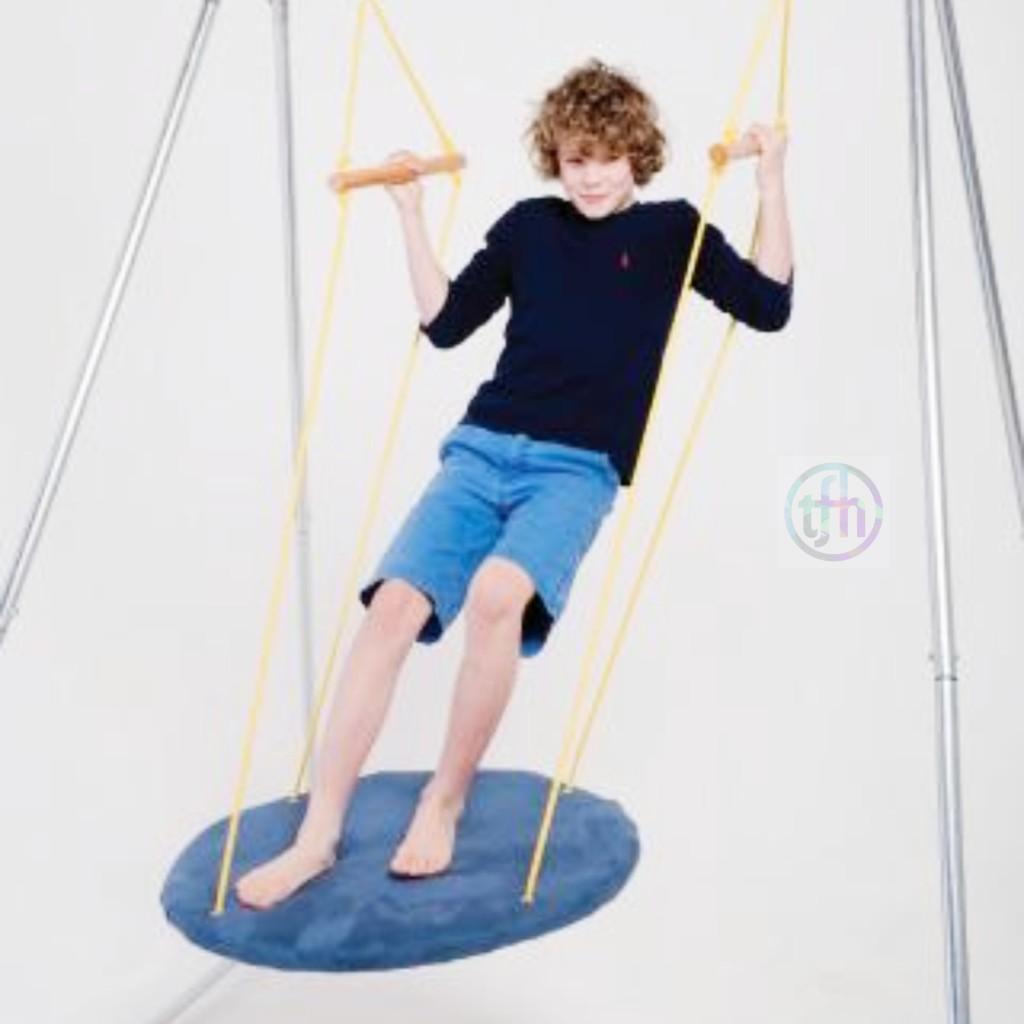 Carpeted Circular Platform - Indoor Swing Sensory Toy