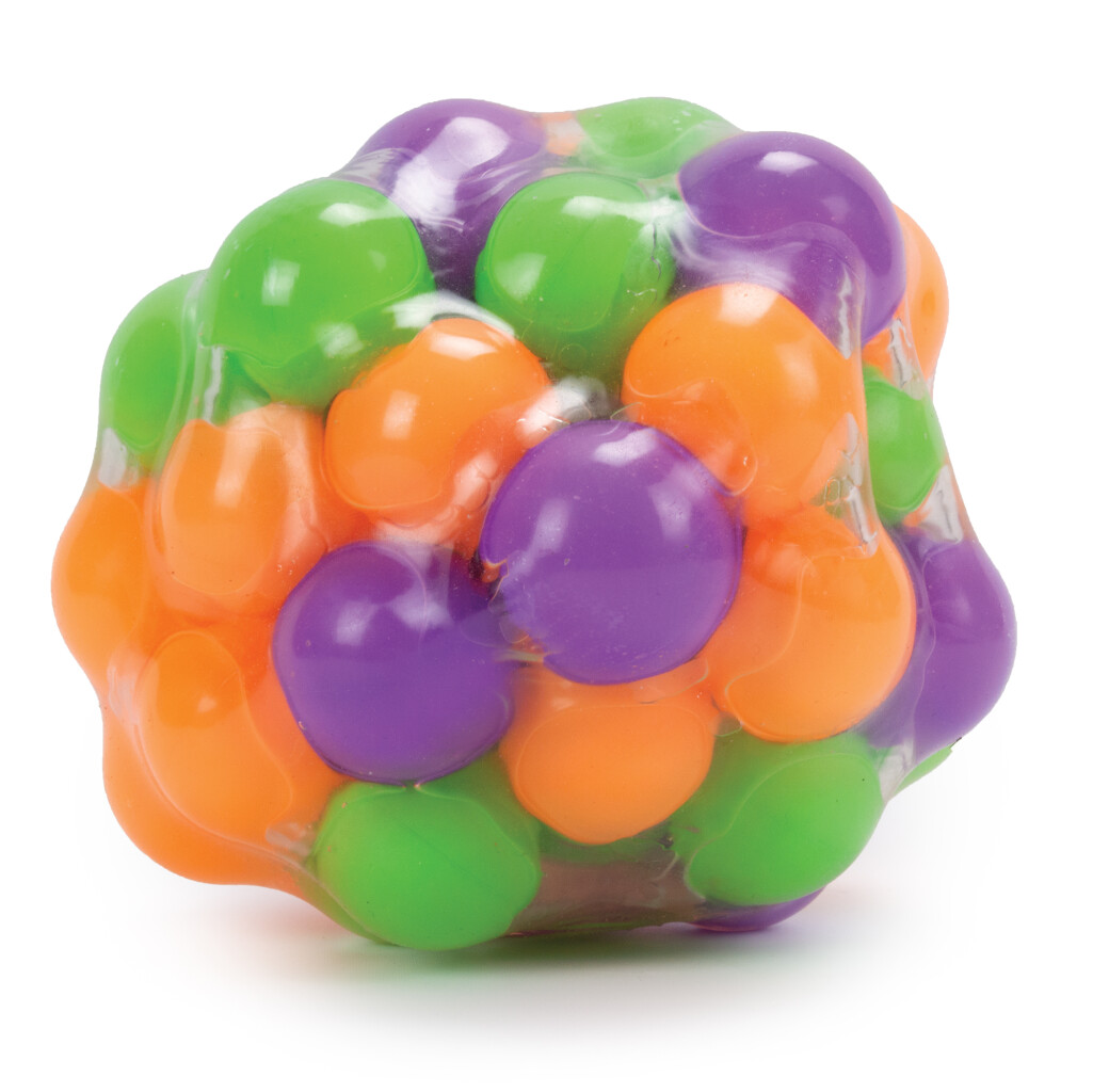 Giant Molecule Madness Stress Ball