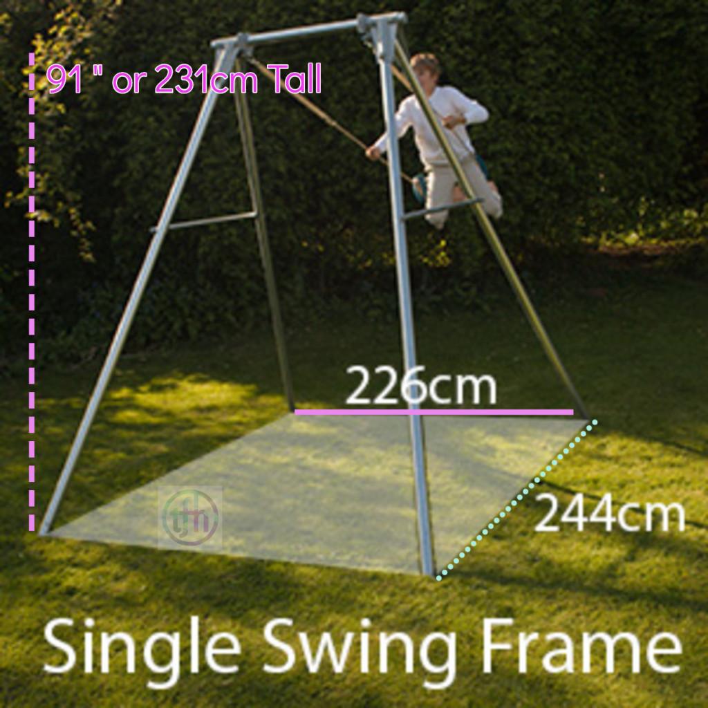 Mighty Single, Swing Frame