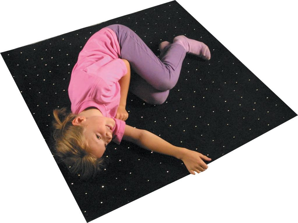 Fibre Optic Carpet