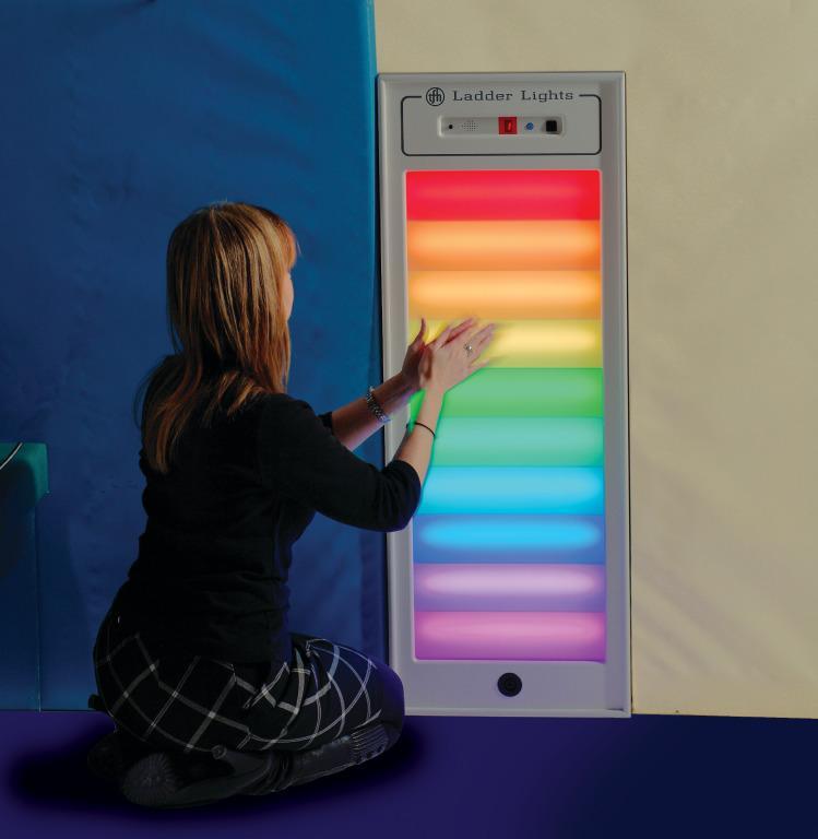 Sensory Ladder Lights - Multi-coloured