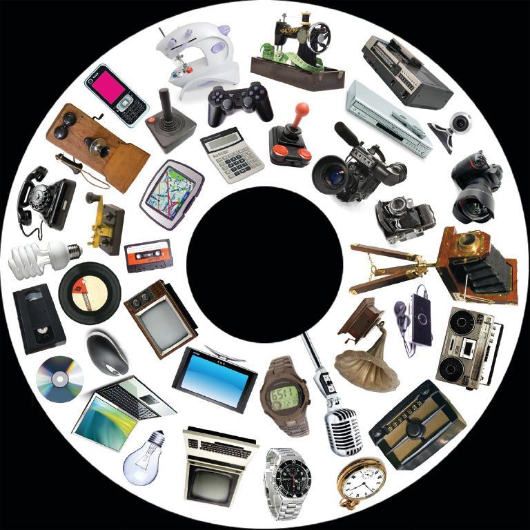 6 Inch Projector Wheel - Technology Scene