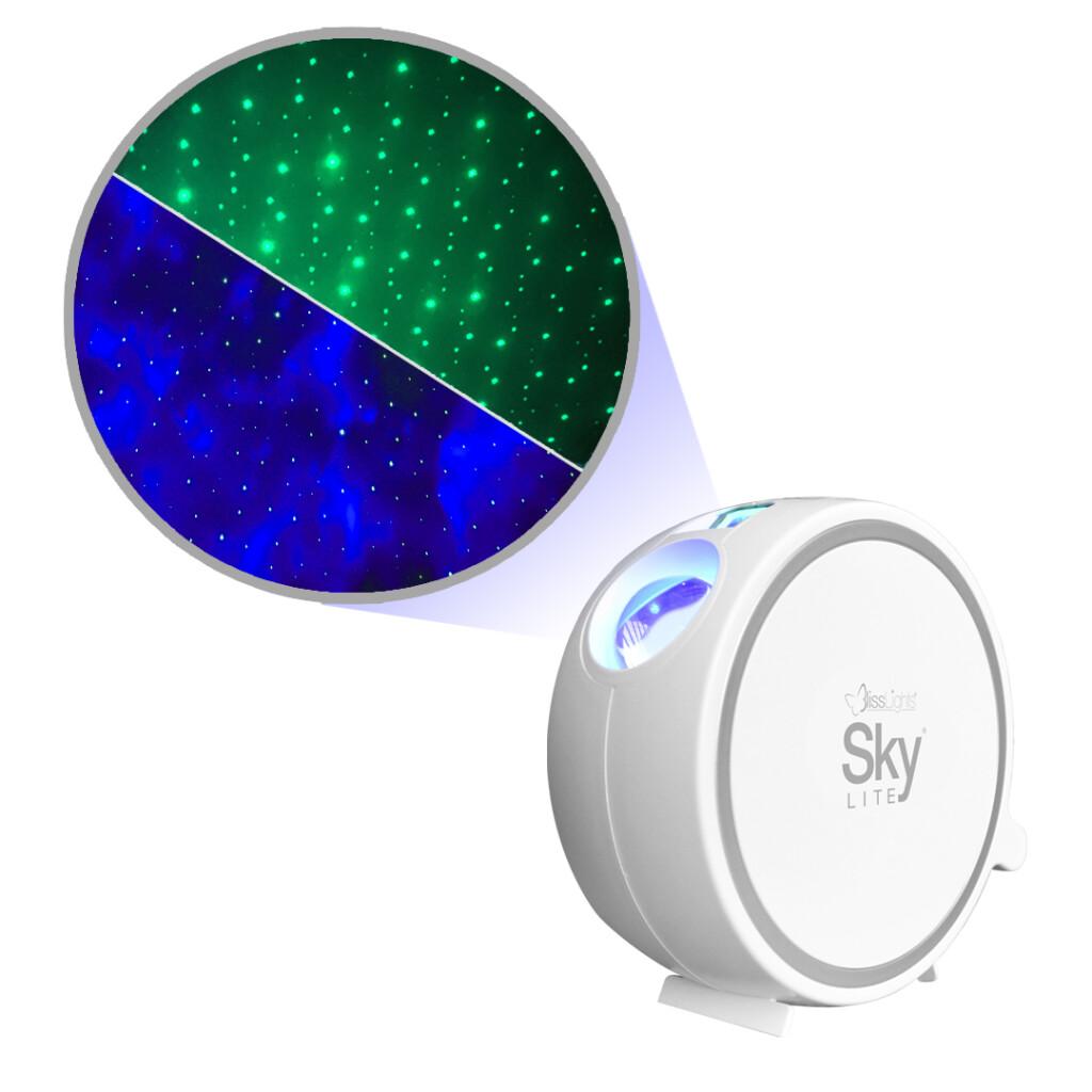 Sky Lite Laser Galaxy Projector