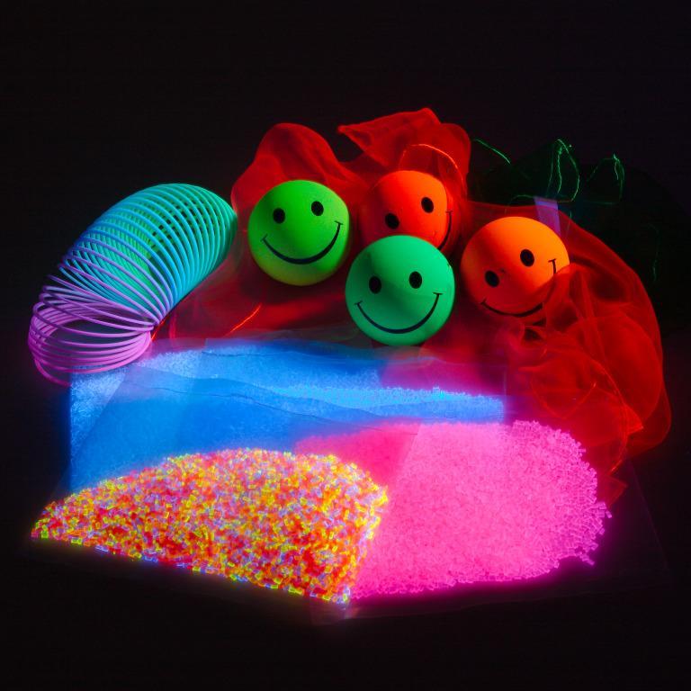 Gross Motor Skills UV Toys Collection