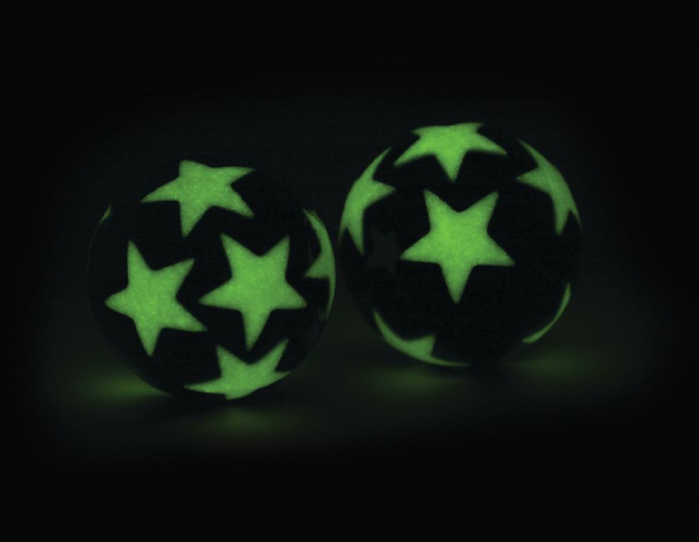 UV Bounce Balls - Glowing Sensory Toy